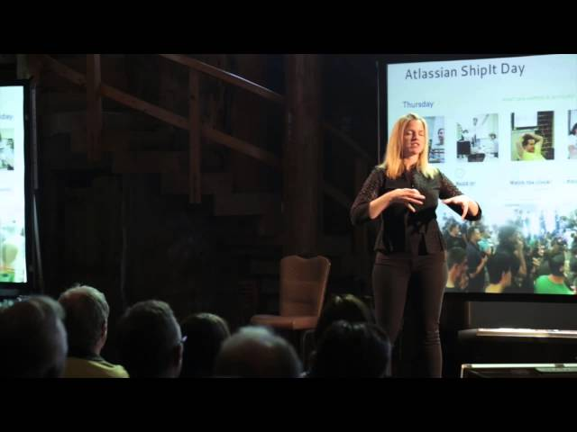 Polly LaBarre:  Making Innovation A Team Effort