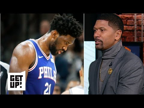 Joel Embiid's dwindling energy due to conditioning – Jalen Rose | Get Up!