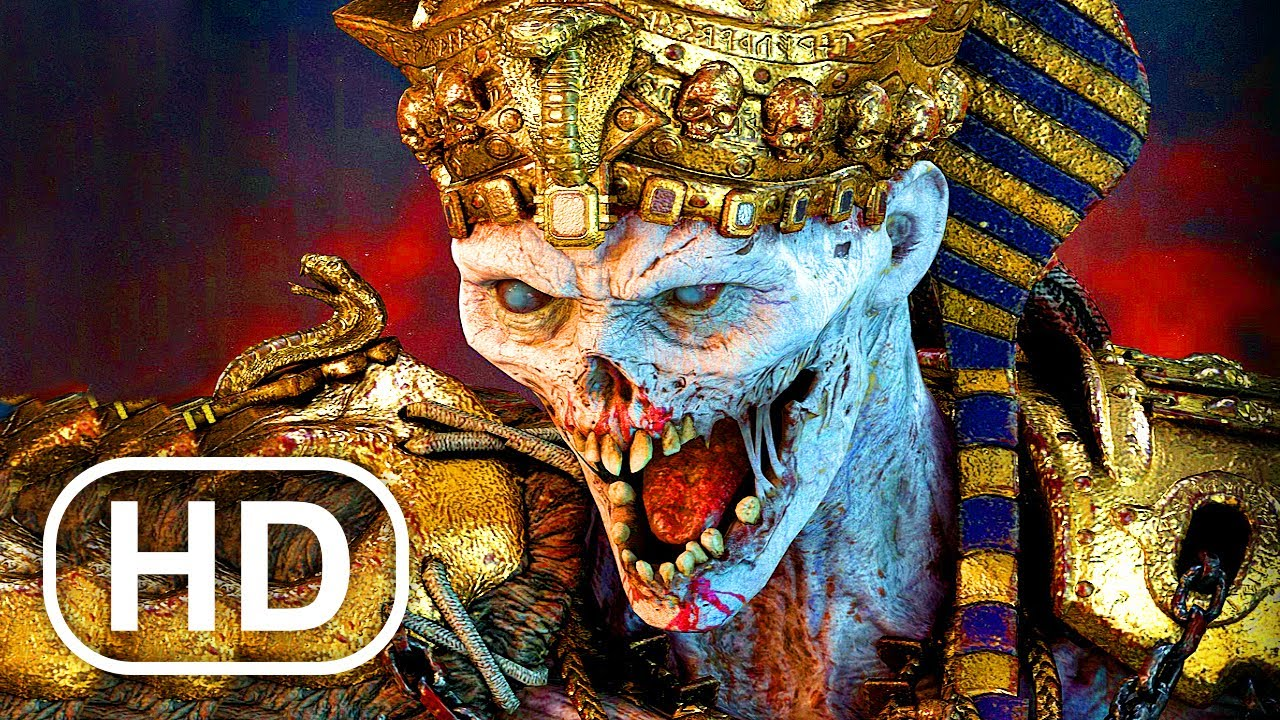 Download CALL OF DUTY ZOMBIES Full Movie Cinematic 4K ULTRA HD Horror All Cinematics