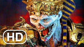CALL OF DUTY ZOMBIES Full Movie Cinematic 4K ULTRA HD Horror All Cinematics