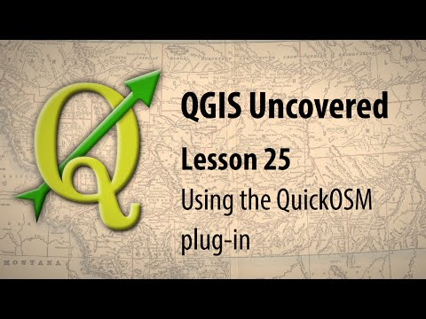 QGIS lesson 25 – OpenStreetMap to production-ready map in minutes
