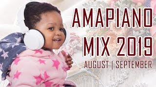 AMAPIANO MIX SEPTEMBER 2019 SHESHA GEZA KOKOTA DJ MAPHORISA KABZA DE SMALL