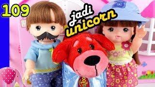 Peliharaan AO Bisa Jadi Unicorn !   FlipAZoo Surprise Mainan Boneka Eps 109   S1p11E109 GoDuplo TV