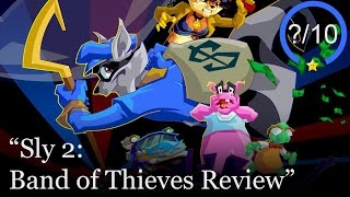 Sly 2: Band of Thieves Review (Video Game Video Review)
