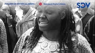 #TBT: Remembering the green life of Prof. Wangari Maathai |REWIND