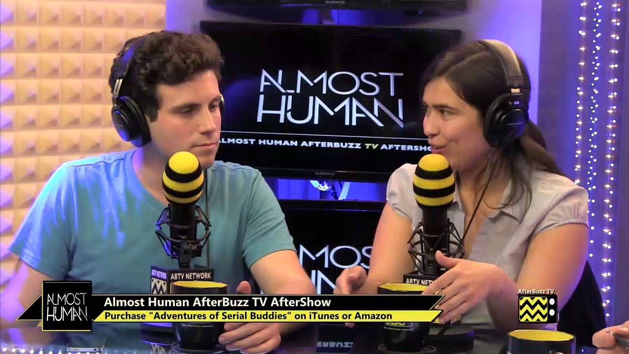 Almost Human After Show w/ Alix & Kris Angelis Season 1 Episode 13