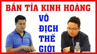 Ván CỜ TƯỚNG bắn tỉa quân KINH HOÀNG giữa kỳ thủ số 1 VN Lại Lý Huynh vs Trịnh Duy Đồng