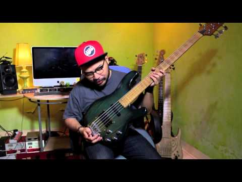 Indonesian Bass Channel - IBANEZ ATK 405