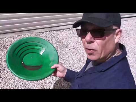 Eureka Prospecting Pay Dirt Bag. Containing Gold & Gemstones