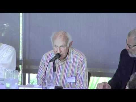 Avrum Stroll, Professor Emeritus of Philosophy, UCSD