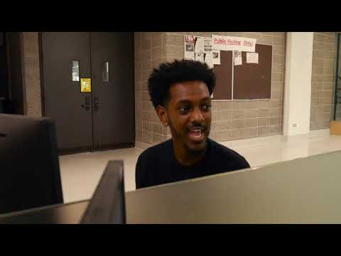 Study Breakfast Fall 2018 promo (Oakton Community College)