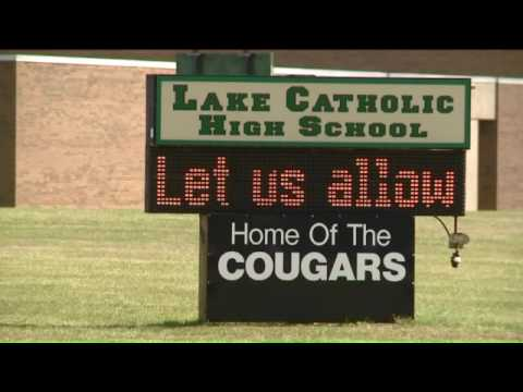 Lake Catholic High School hazing allegations