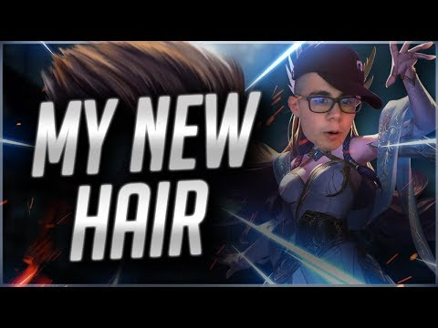 TF Blade | I GOT A NEW HAIRSTYLE!!