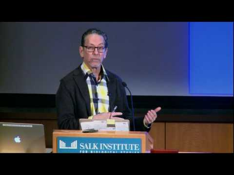 Ron Evans- Research Connections For Teachers Symposium at the Salk Institute