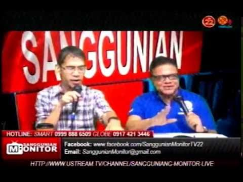 SANGGUNIAN MONITOR, 08 September 2016, Part 1