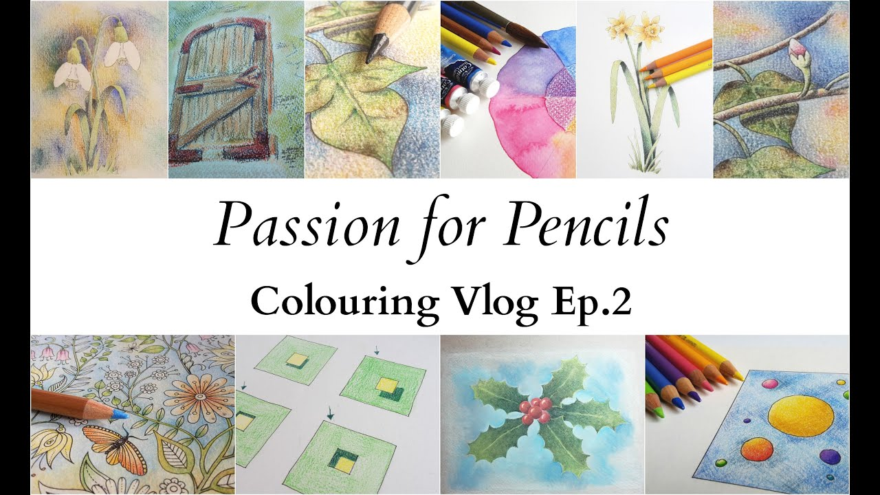 Colouring Vlog Ep 2