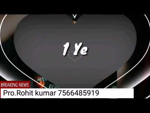 @@@Rohit kumar cool boy @@i miss you@ please come back %