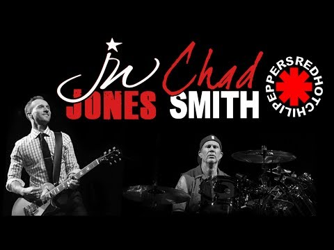 Chad Smith (Red Hot Chili Peppers) with JW-Jones