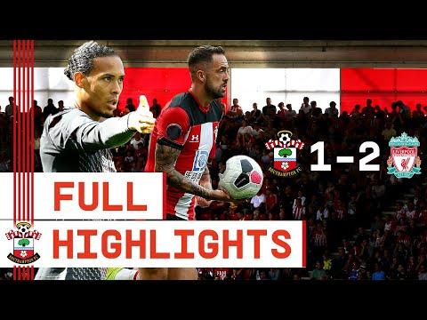 FULL HIGHLIGHTS   Southampton 1-2 Liverpool