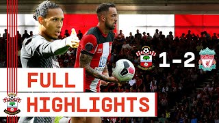 FULL HIGHLIGHTS | Southampton 1-2 Liverpool