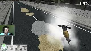 Symulator robót drogowych - ŻE CO?!