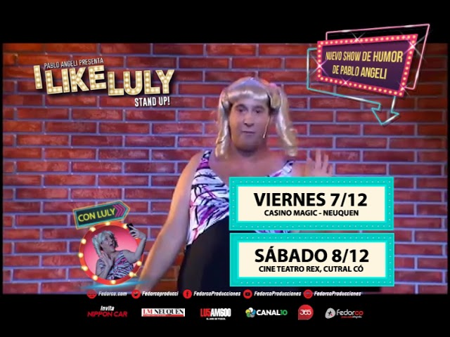 I Like Luly  - Fedorco Producciones