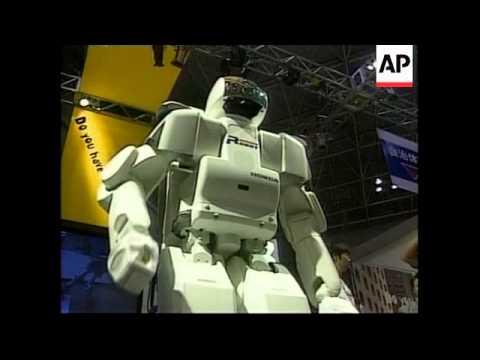 JAPAN: TOKYO: FUTURE TECHNOLOGY FAIR