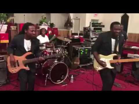David Hammond and Chosen Disciples Band