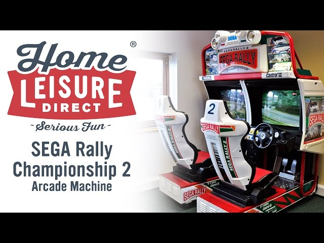 SEGA Rally Championship 2 (SEGA 1998)