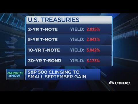 Hirsch:  The Fed and rates outweigh trade concerns right now