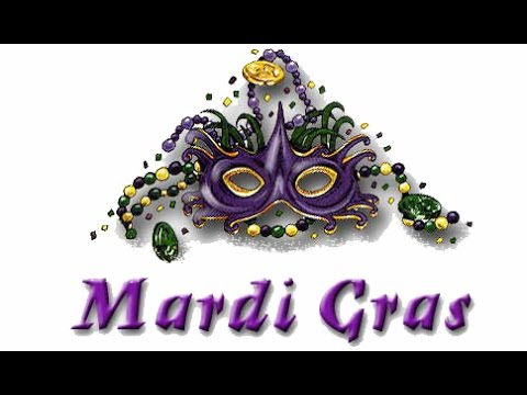 Mardi Gras Parade for Children, Kids, & Toddlers