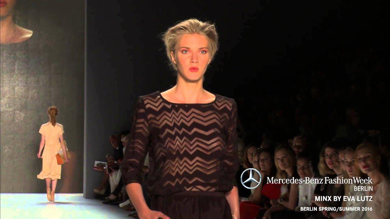 Minx by eva lutz mercedes benz fashion week berlin for Mercede benz fashion week