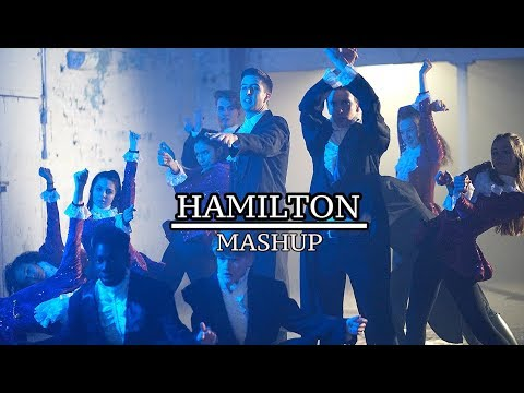 HAMILTON MASHUP ft. Twist and Pulse | Spirit Young Performers Company