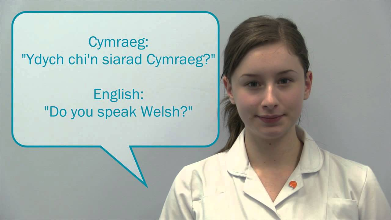 Basic Welsh Phrases Youtube