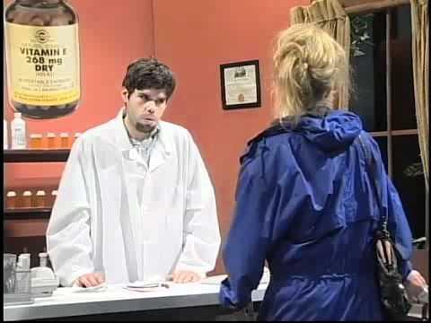 SATURDAY NIGHT LIVE Colette Reardon in Pharmacy