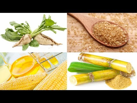 10 Added Sugars Used in Foods - Part 1