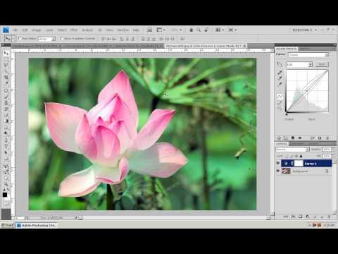 Photoshop CS4 - Phan 1 - Bai 18 - Quang Trung coi may