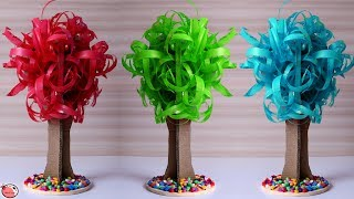 Plastic Bottle Flower Pot || Best Out of Waste Idea || DIY Room Decor || Handmade Things
