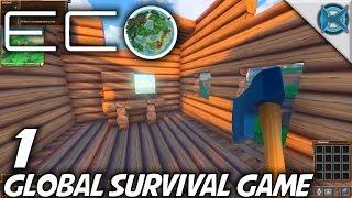 Eco | EP 1 | Global Survival Game | Let