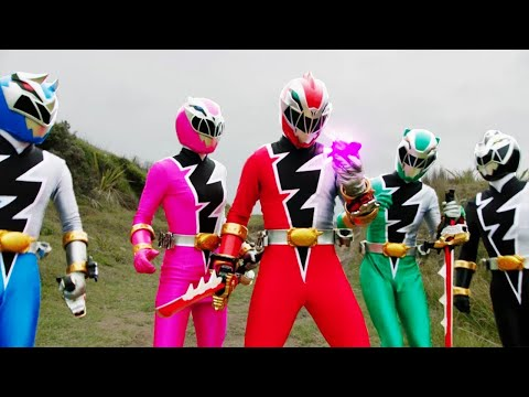 Download Green and Black Rangers Revealed | Power Rangers Dino Fury | Episode 4 | Power Rangers Official