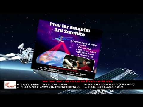 First Tamil Christian Satellite Radio From Canada