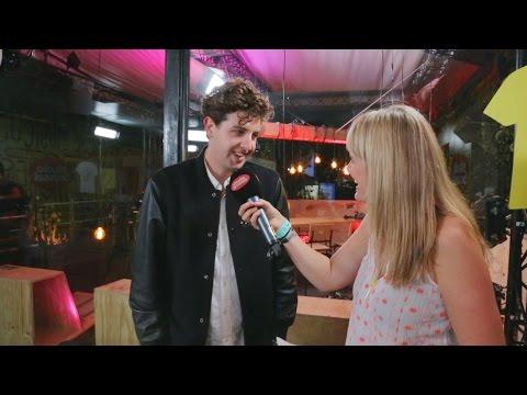 Interview Jamie xx (Pukkelpop 2015)