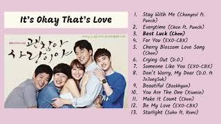 EXO (엑소) Kdrama/Kmovie OST Full  [Playlist]