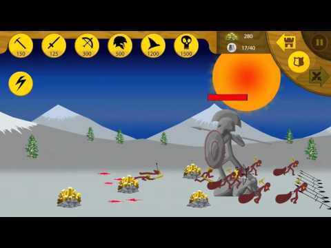 Stick War: Legacy | Max Games Studios | Gameplay Level 10 -
