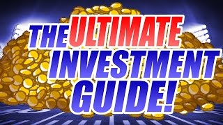 THE ULTIMATE INVESTMENT GUIDE! DOUBLE YOUR COINS!-Madden Mobile 17