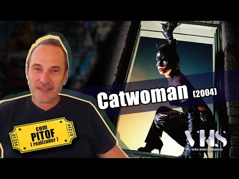 Catwoman 2004  Pitof   VHS