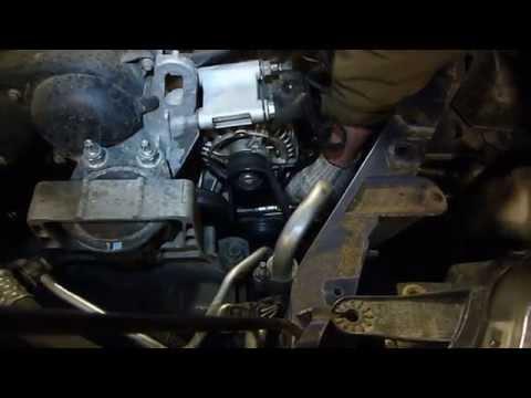 Замена трубки гур форд фокус