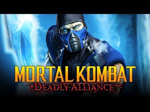 "OLD MAN SUB-ZERO ARRIVES! - MK Deadly Alliance: ""Sub-Zero"" Arcade Ladder! (Road to Mortal Kombat 11) thumbnail"