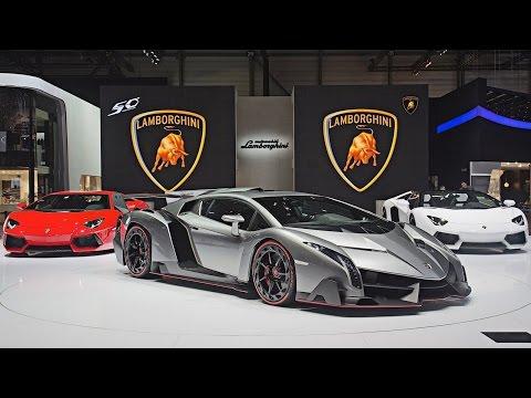 Top 10 Most Expensive Lamborghini Cars