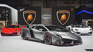 Top 10 Most Expensive Lamborghini Cars